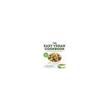 Easy Vegan Cookbook: Make Healthy Home Cooking Practically Effortless (Paperback) (Kathy Hester)