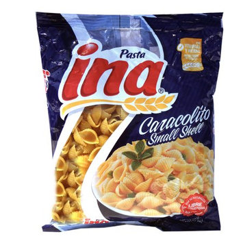 Ina Shells Noodle 7.05 oz - Concha (Pack of 7)