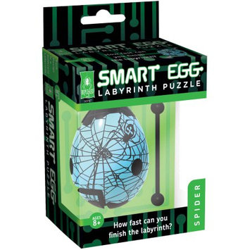 Bepuzzled Smart Egg Labyrinth Puzzle - Spider