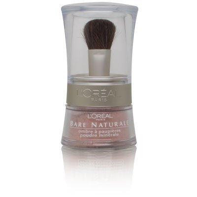L'Oreal Bare Naturale Gentle Mineral Eye Shadow # 124 Bare Shell