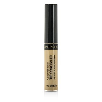 The Saem Cover Perfection Tip Concealer SPF28 - #02 Rich Beige 6.8g/0.23oz