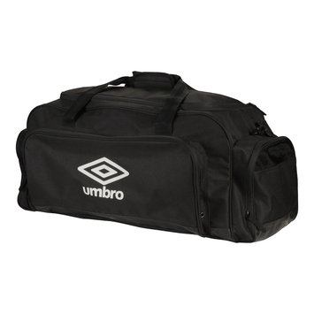 Umbro Medium Hold-All Gym Bag, Black