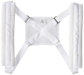 Bilt-Rite Mastex Health 10-59100-SM-3 Clavicle Support Basic White - Small