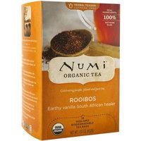 Numi Organic Tea Rooibos Tea, 18 count, 1.52 oz