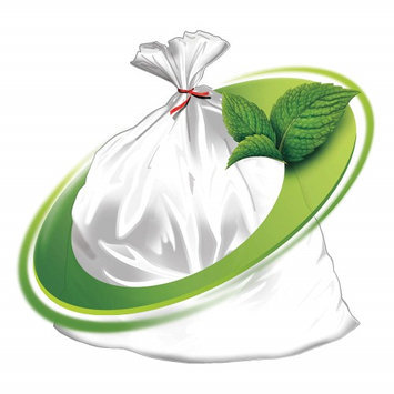 Mint-X Rodent Repellent Trash Bags (56 gal, 16 micron) [PK/200]. Model: MX4348HD C16