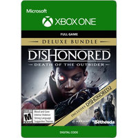 Incomm Xbox One Dishonored: Death of the Outsider Deluxe (email delivery)