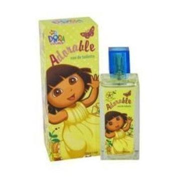 Dora the Explorer Adorable by Marmol & Son for Kids - 3.4 oz EDT Spray