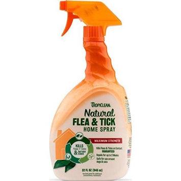 Tropicleanreg; Natural Flea Tick Home Spray (32 fl oz)