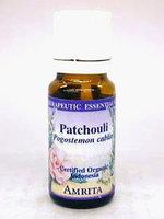 Patchouli (Organic) 10 ml by Amrita Aromatherapy