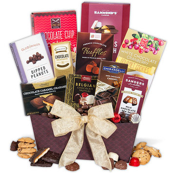 Chocolate Dreams – Valentine's Day Gift Basket