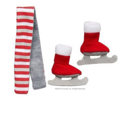 The Elf on the Shelf Claus Couture Collection Winter Set