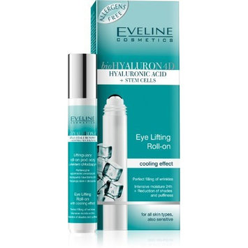 Eveline Cosmetics bioHyaluron 4D Eye Lifting Roll-on