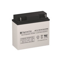 Universal Power UB12180 (D5745) Battery Replacement (12V 18AH SLA Battery)