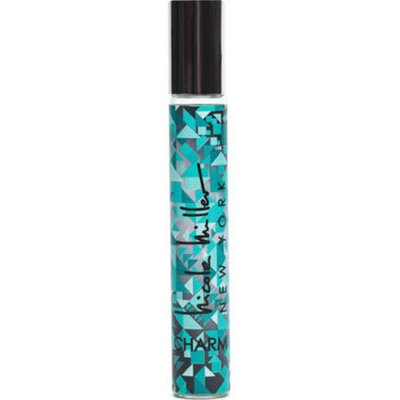 Nicole Miller 10088250 .33 oz Charm Rollerball Eau De Perfume Spray for Women