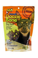 Fido Naturals Doozie Bone - Dental Care Dog Treat, Cheese Flavored, 21ct (Mini Treats)