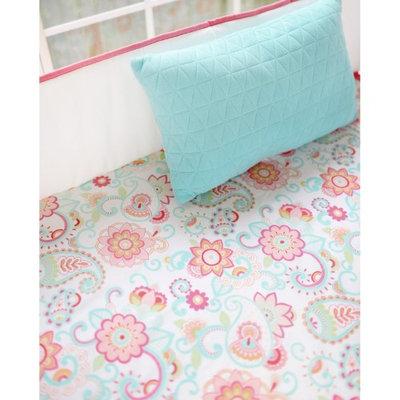 Paisley Crib Sheet by My Baby Sam