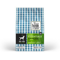 I and Love and You Kibble Naked Essentials with Lamb & Bison Dog Food - 11.0 lb
