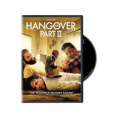 Hangover Part Ii, The Dvd from Warner Bros.
