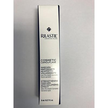 Rilastil Mascara With Volumizing Effect-Deep Black