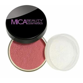 Mica Beauty Natural Mineral Makeup Blush Wild Rose Mb- 6 9Gram