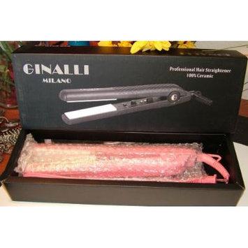 Ginalli Milano Diva Pink Professional Hair Straightener