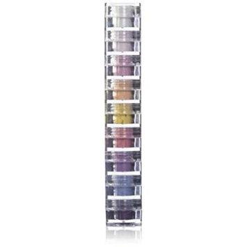 Bella Pierre 9-Stack Shimmer Powder Set, Astrid, 9-Count