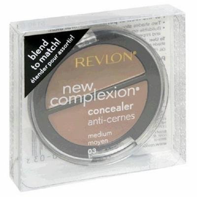 Revlon New Complexion Concealer, SPF 15, Medium #03