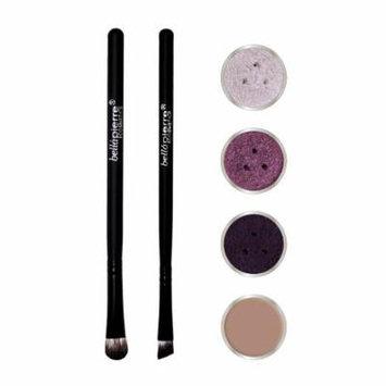 Bella Pierre Get The Look Eye Kit, Purple Storm, 6-Count