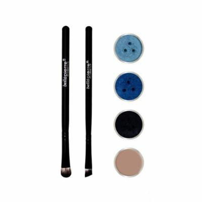 Bella Pierre Get The Look Eye Kit, Deep Ocean, 6-Count