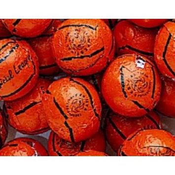 Milk Chocolate Basketballs: 5 LBS