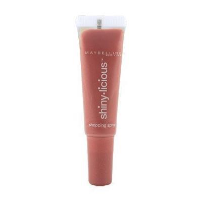 Maybelline Shiny-Licious Lip Gloss, Shopping Spree