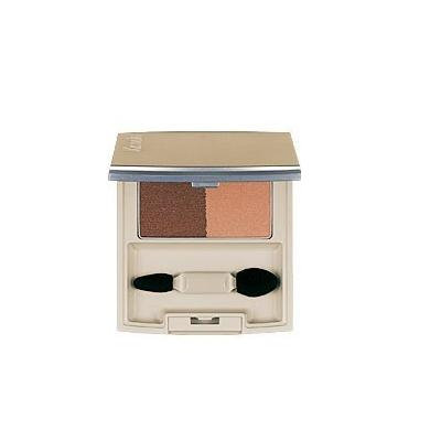 Kanebo - Kanebo Eye Colour Duo (Incl. Eye Tip) - EC25 - Peaceful Beige