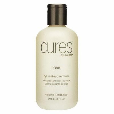 cures by avancé Eye Makeup Remover