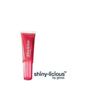 Maybelline Shiny-Licious Lip Gloss, South Beach Coral