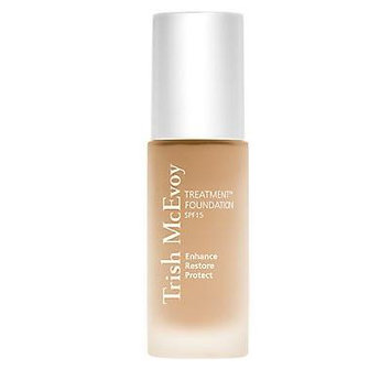 Trish McEvoy Even Skin Treatment Foundation SPF 15 - Caramel 1oz (30ml)