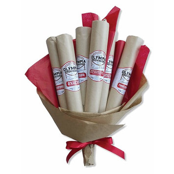 Olympia Provisions - 6-Stem Salami Bouquet - Premium European Meats (as Seen on Oprah) - Made in the USA