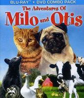 The Adventures of Milo and Otis (Blu-ray)