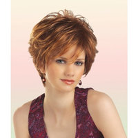 Tony of Beverly Womens Synthetic Wig ''Aubrey''-12HL6: 6 w/12 hi-lights