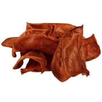 Scott Pet Grillerz No Wrap Natural Pig Ears Dog Treat, 100/Case