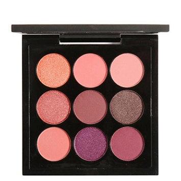 Bestpriceam 9 Colors Smoky Eye Shadow Retro Eyeshadow Makeup Palettes (A)