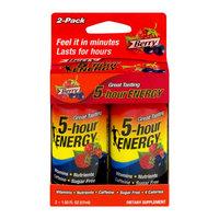 Living Essentials, Llc 5-hour Energy Berry Dietary Supplement, 1.93 fl oz, 2 count