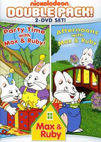 Max & Ruby: Afternoons with Max & Ruby/Party Time with