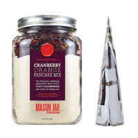 Mason Jar Cookie Company 16-oz. Pouch Cranberry Orange Pancake Mix
