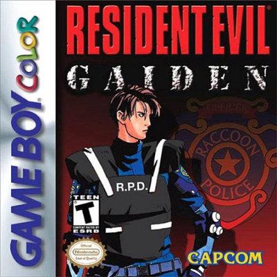 Fye Resident Evil Gaiden by Game Boy Color
