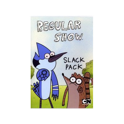 Cartoon Network: Regular Show - The Slack Pack Dvd from Warner Bros.