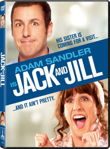 Sony Pictures Jack & Jill [dvd/ws/1.85/5.1 Dd/eng/french-paris]