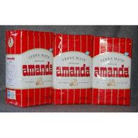 Yerba Mate Amanda - 3 bags of 2.2 Lbs each - 3 Kilos