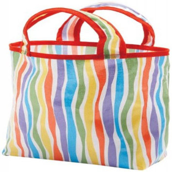 Am Pm Kids Stripes Mini Sunday Tote Diaper Bag