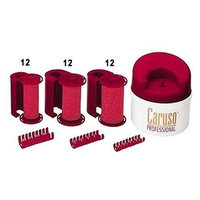 Caruso Professional Steam Hairsetter With 36-rollers - Assorted Larger Rollers