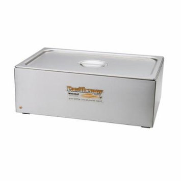 ParaTherapy Stationary Paraffin Unit - 18 lb Tank - Stainless Steel
